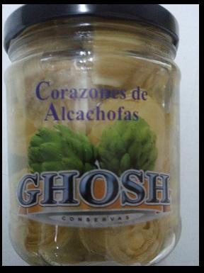 CORAZONES DE ALCACHOFAS Image