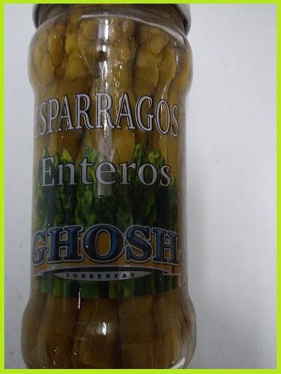 ESPÁRRAGOS VERDES Image
